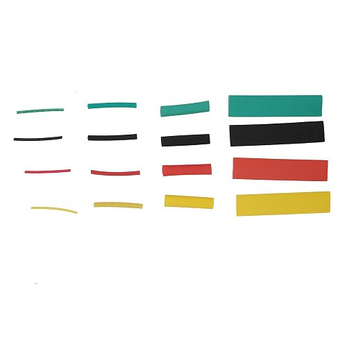 164pcs Colorful Polyolefin Shrinking Assorted Heat Shrink Tube Wire Cable Insulated Sleeving Tubing Set 20 %off