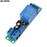 DC 12V Adjustable Signal Trigger Turn Off Delay Timer Switch Relay Module