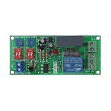Cycle Delay Timing Timer Relay Switch Turn ON/OFF Module AC 110V 120V 220V 230V G07 Great Value April 4