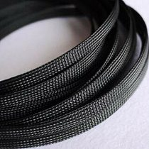 1-20M Cable Sleeves 3-100mm Black Snakeskin Mesh Wire Protecting Nylon Tight PET Expandable Insulation Sheathing Braided Sleeves