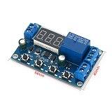 Battery Charge/Discharge Module Integrated Voltmeter Undervoltage/Overvoltage Protection Timing Charge/Discharge Communication