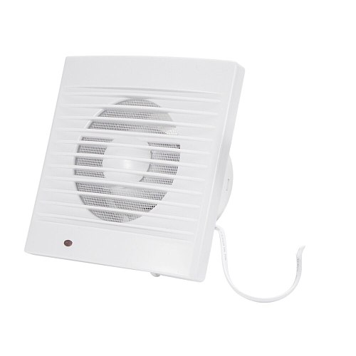 4''6'' Silent Air Extractor Exhaust Fan 110V 220V Grille Ventilation for Home Kitchen Toilet Wall Ceiling Extractor Ventilator