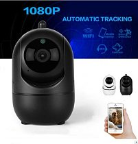 HD 1080P Cloud Wireless IP Camera Auto Tracking Of Human Night Vision Home Security Surveillance CCTV Two Way Audio Camera