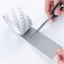 Window Net Anti-mosquito Mesh Sticky Wires Patch Repair Tape Summer Screen Window Door Mosquito Netting Patch