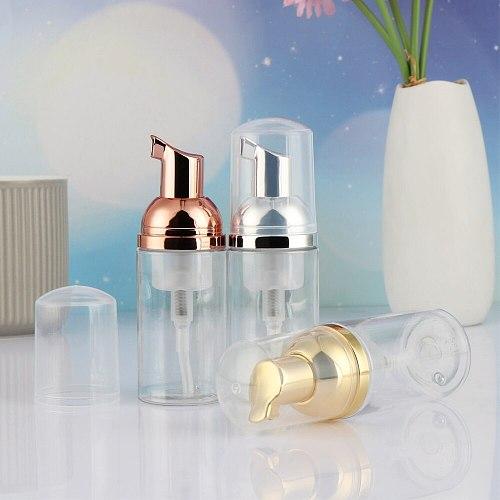 Soap Dispenser Shampoo Shower Gel 30/50/80ml plastic foam pump bottle Home Bath Supplies Useful Travel Bottle Newest Hot Sale