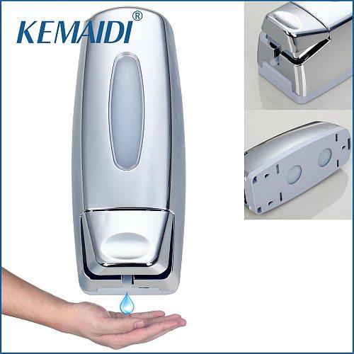 New Brand Wall Mounted Soap Shampoo Dispenser 5743 Modern Design Bath Shampoo Bottle for Bathroom Accessories Shower Hotel