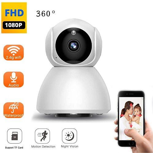 Wifi IP Camera 2MP 720P,1080P Full HD Wireless CCTV Camera 360 Degrees Pan Tilt Rotation IR Night Vision Security Surveillance