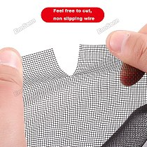 1-3 Meters 20 Meshes Nano Fly Mosquito Screen Net Mesh for Door Window, Protect Baby & Family from Insect and Bug