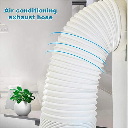 13cm / 15cm Diameter Flexible Air Conditioner Exhaust Pipe Duct Vent Outlet Pipe Portable Air Conditioner Outlet Conditioner
