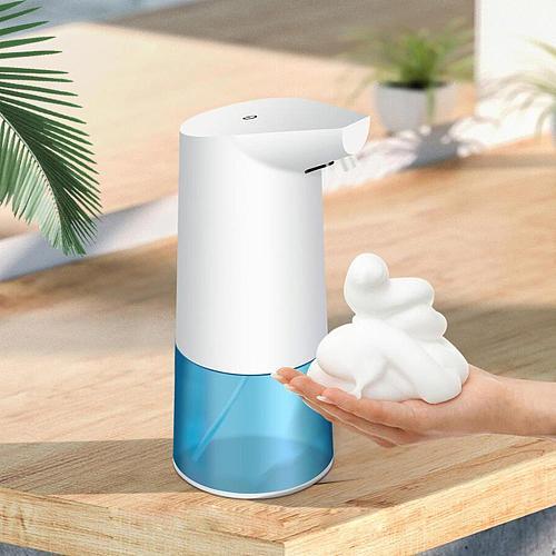 Intelligent Liquid Touchless Soap Dispenser Automatic Foaming Smart Sensor Soap Dispensador for Bathroom Kitchen Hand Washing