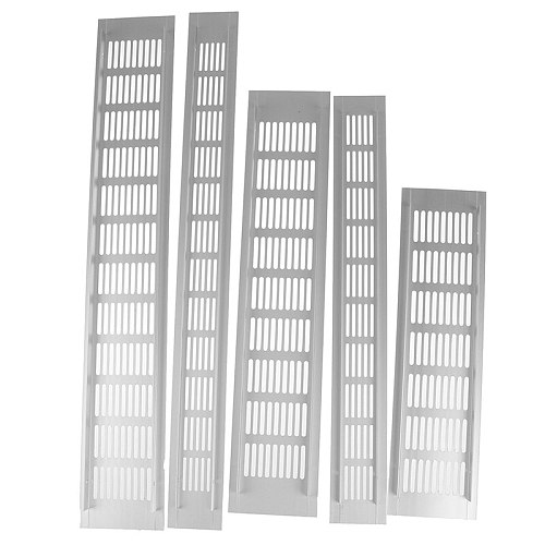 Vents Perforated Sheet Aluminum Alloy Air Vent Perforated Sheet Web Plate Ventilation Grille