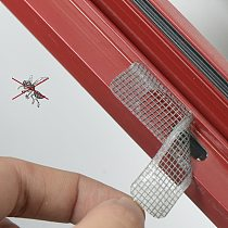 5PCS/set Anti-insect Fly Bug Door Window Mosquito Screen Net Repair Tape Patch Adhesive Window Repair Accessories