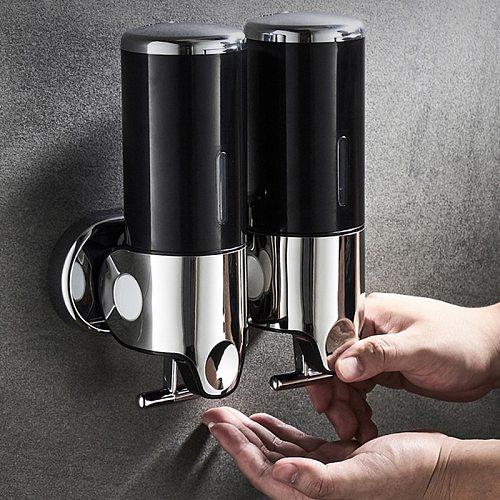 Trolley Liquid Soap Dispenser Hotel Hotel Bathroom Wall-mounted Soap Dispenser Soap Dispenser 500/1000/1500ML