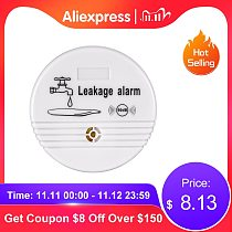 90db Leakage Alarm Detector Water Leakage Sensor Wireless Water Leak Detector House Safety Home Security Alarm System