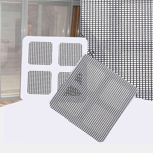 1/3Pc Durable Anti-Insect Fly Bug Door Window Mosquito Screen Net Repair Tape Patch Self Adhesive Repair Tape Window Repair Tool