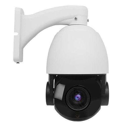 Hikvision Compatible Anpviz 5MP POE IP PTZ Camera Outdoor 30X Zoom 4.7-94mm Speed Dome POE Surveillance Camera 80m IR Onvif IP66
