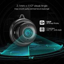 1080P Wireless Mini WiFi Camera Home Security Camera IP CCTV Surveillance IR Night Vision Motion Detect Baby Monitor P2P CCTV