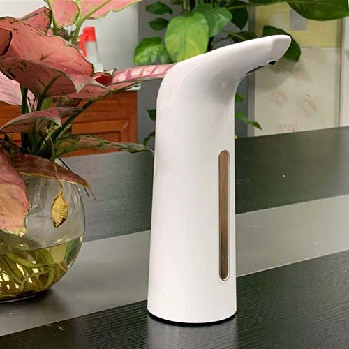 400ml Smart Handfree Infrared Sensor Touchless Liquid Dispenser Automatic Soap Dispenser