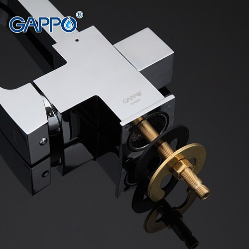 GAPPO Kitchen Faucet with filtered water kitchen water tap brass water sink crane kitchen faucet mixer water filter tap