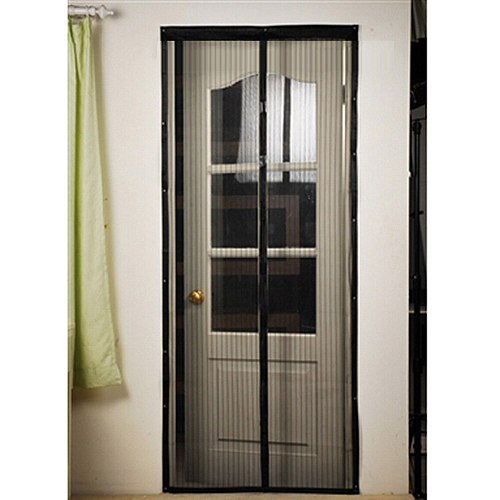 OUTAD Magnetic Door Mosquito Net Anti Mosquito Bug Fly Curtain Home Door Window Screen Net  Protector Home Summer Use