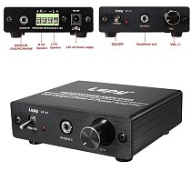 LEPY Hi-Fi Stereo o HEADPHONES AMPLIFIER 2 Channel output CLASS-D Power Amp