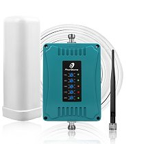 GSM 2G 3G 4G Mobile Signal Booster 700/850/1800/2100/2600MHz Repeater Amplifier Cell Phone Signal LTE Repeater Booster Amplifier
