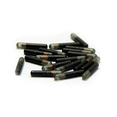 20pcs/Lot 1.4x8mm/2.12x12mm rfid FDX-B animal glass tag PETS tube RFID FDX-B 134.2KHz EM4305 animal ID microchip free  syringe