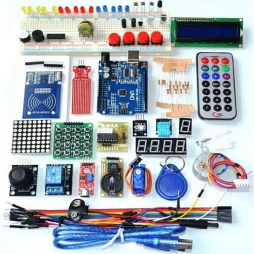 Upgraded Advanced Version Starter Kit the RFID learn Suite Kit LCD for Arduino UNO R3