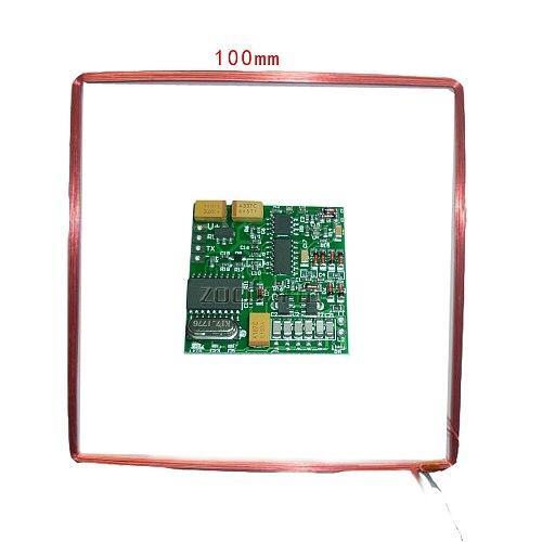 125-134.2KHZ Long distance RFID AGV Animal Tag Reader Module TTL Interface ISO11784/85 FDX-B
