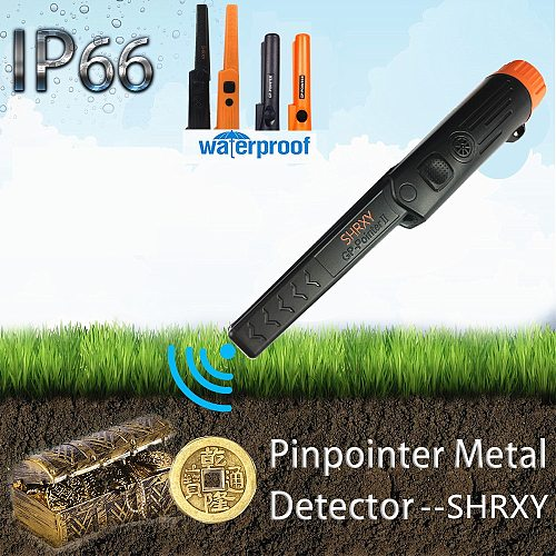 SHRXY Pointer Pinpointing Metal Detector GP-pointer Static State Gold Wall Metal Detector super wall gold scanner