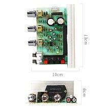 Promotion--Dx-0408 18V 50W+50W 2.0 Channel Stk Thick Film Series Power Amplifier Board