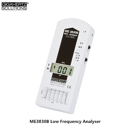 Genuine GIGAHERTZ ME3830B Low-frequency electromagnetic radiation detector Germany electromagnetic radiation monitor