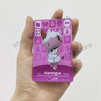 364 Animal Crossing Amiibo Card Zucker Amiibo Card Animal Crossing Series 4 Zucker Nfc Card Work for Ns Games Dropshipping