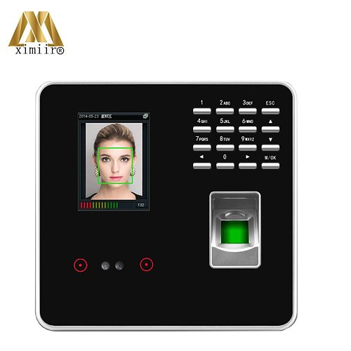 Biometric Face Time Clock Face Recognition Time Attendance FA200 Simple Door Access Control Biometric Fingerprint Time Recorder
