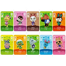 Series 2 #121-150 Animal Crossing Cards Amiibo Card Work for Switch 3DS NS Games Series 2 Dropshipping Support