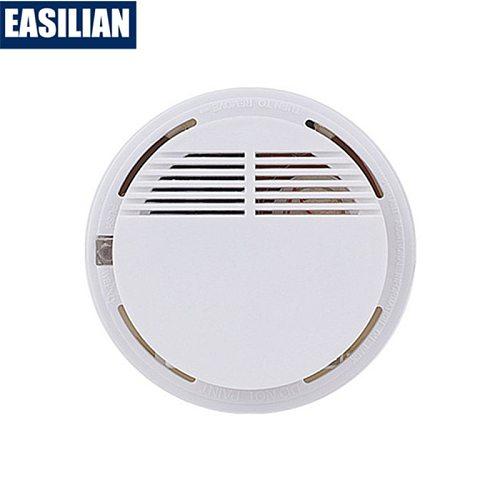 Independent smoke detector sound-light fire alarm somke sensor 85db tester for office school hotel Kitchen home Security System