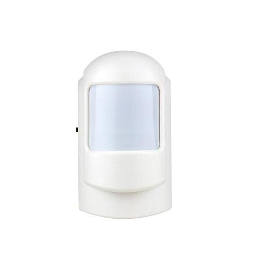 Sgooway 433 Mhz Wireless Mini PIR Motion Sensor Alarm Detector Infrared Sensor PIR Sensor Motion Detector for Home Alarm System