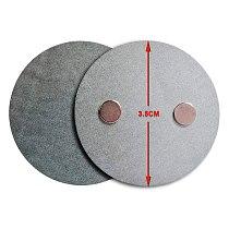 Smoke Detector Magnet Fire Alarm Detector Magnet Holder Independent Smoke Sensor Magnet Detector Sensor Magnet without Screws