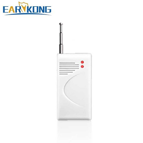 433MHz Wireless Vibration Detector Door Window Sensor Vibrate Alarm Glass broken, For Home Burglar GSM Security Alarms System
