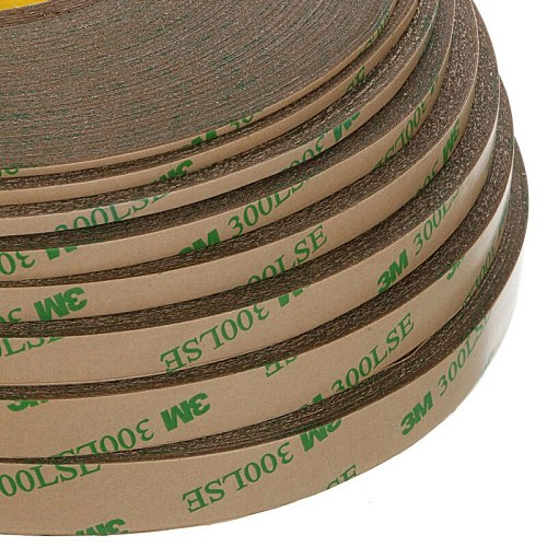3M 300LSE Double Sided Super Sticky Heavy Duty Adhesive Tape Repair 8Size Choose