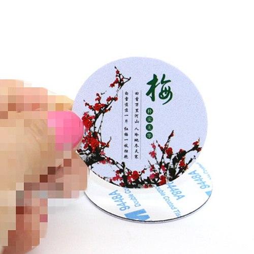 1pcs/lot 125Khz T5577 EM4305 Writable access control card smart card induction anti-magnetic sticker  RFID Rewrite Key Tags