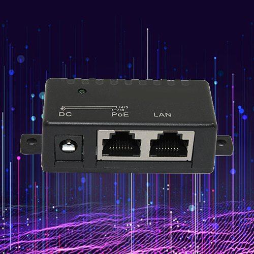 5V 12V 24V 48V/1A POE  Power Splitter for IP Camera POE Adapter Module Accessories