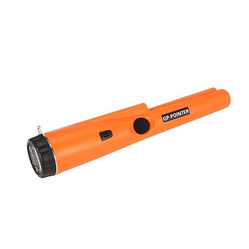 Portable Sensitivity Gp-pointer Hand Held Metal Detector IP66 Waterproof Dustproof Pinpointers Built-in LED Lights