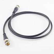 0.5M/1M/2M/3M BNC Male To Male Adapter Cable For CCTV Camera BNC Connector  GR59 75ohm Cable Camera BNC Accessories
