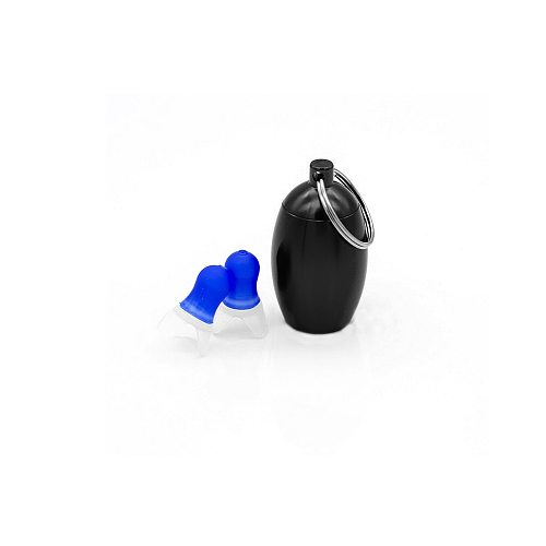 1 Pair Anti-Noise Ear Protectors Noise Cancelling Ear Plugs Waterproof Soft Silicone Earplugs For Sleeping Swimming Flight