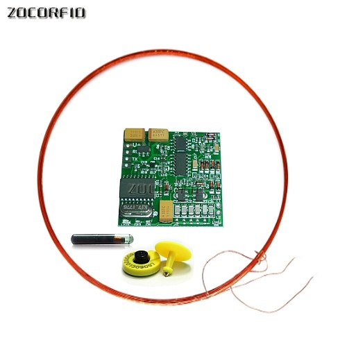134.2kHz AGV FDXB Long Range ISO11784/85 FDX-B EM ID Animal Tag Ear Tag Reader Moulde UART