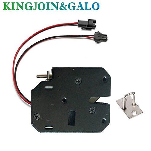 OEM electromagnetic lock DC 12V1.5A supermarket intelligent locker electronic lock access control electric lock mailbox lock