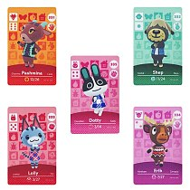 Animal Crossing Card (331-360) NFC Card Series for Nintendo switch NS Games series 1 2 3 4 (331-360)