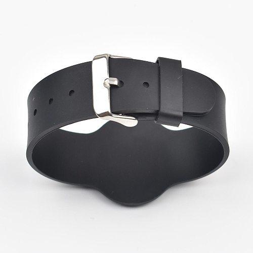 1pcs/lot 13.56Mhz RFID wristband silicone electronic bracelets wrist band NFC smart 1K S50