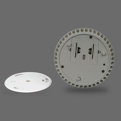 Wireless Smoke Detector Tuya Smart Life Wifi fire alarm sensor standalone anti cigarette security smoke sensor google alexa